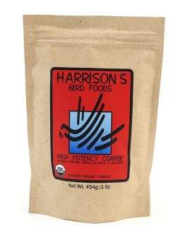 HARRISON`S HIGH POTENCY COARSE-COMPLETE ORGANIC PARROT FOOD 50g Sample