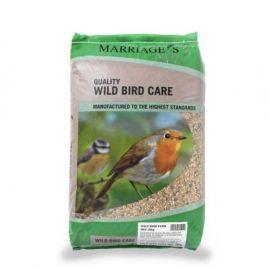 Marriages Wild Bird Seed 20kg - Garden Birds