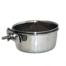Bolt On Bird Feeder  Bowl 600ml