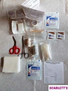 Bird First Aid Kit