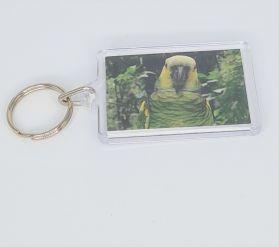 Keyring Amazon Parrot