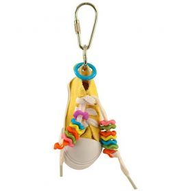 Beaker Sneaker Small Bird Toy