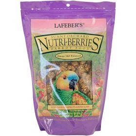 Lafeber NutriBerries Sunny Orchard Complete Parrot Food 1.36kg