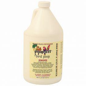Poop-Off Bird Clean Up Liquid - 3 Refil 128oz