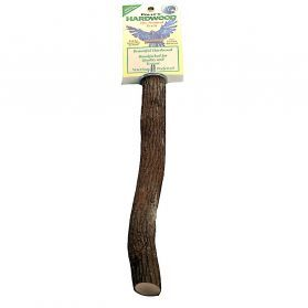 Natural Hardwood Perch Medium