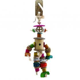Puppet Small/Medium Natural Bird Toy