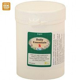 Daily Essentials 3 Multivitamin 100g