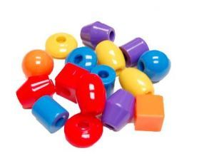 20 Jumbo Beads - Toy Making Part 1