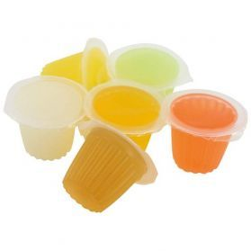 Fruit Cup Jellies Pack 3 Mixed Flavours