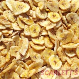 Tidymix Banana Chips Parrot Treat - 500g