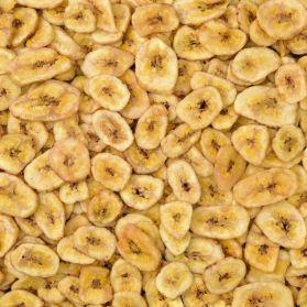 Sweet Banana Chips Bird Treat - 6.8kg