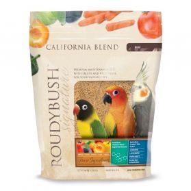 Roudybush California Maintenance Diet Mini 44oz