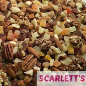 Tidymix Fruit and Nut Parrot Treat - 500g