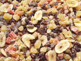 Tidymix Mixed Fruit Parrot Treat - 2kg - Human Grade