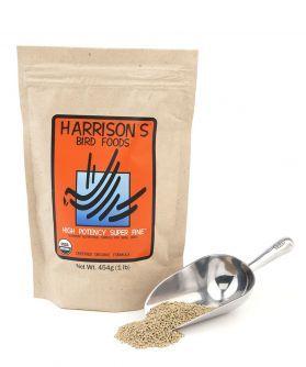 Harrison`s High Potency Super Fine 1lb - Organic Bird Food 453g