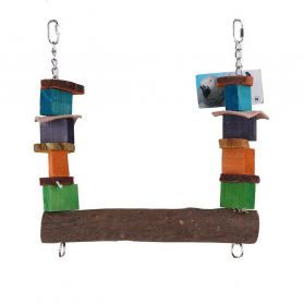 Wood Swing - Medium Bird