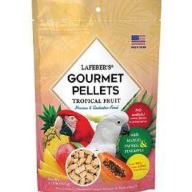 Lafeber Gourmet Pellets - Tropical Fruit - Macaw & Cockatoo Food 567g