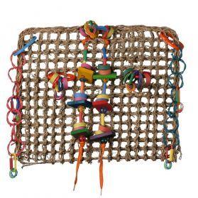 Activity Wall Bird Toy