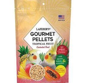 Lafeber Gourmet Pellets - Tropical Fruit - Cockatiel Food 567g