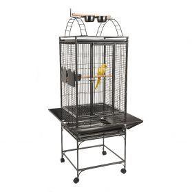 Rainforest Valencia Small Bird Play Top Cage