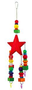 Guiding Star Wood Bird Toy