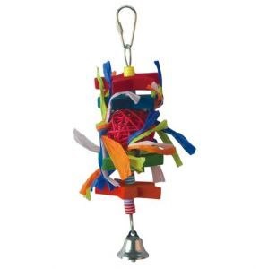 Star Streamer Small Bird Toy