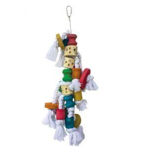 Cotton Crazy Bird Toy