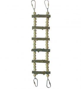 Little Ladder Bridge - Natural Wood