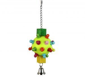 Binky Planet Small Bird Toy