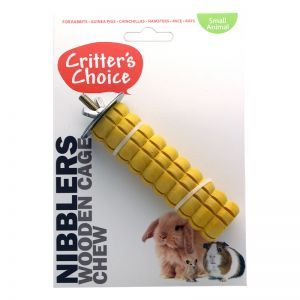 Fruity Wood Nibbler Perch Small