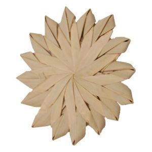 Palm Leaf Flower Small - Toy Making Part 3