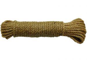 JUTE ROPE (NATURAL) 3/16 X 50'