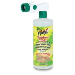 Poop-Off Outdoor Multi-Use Clean-Up Liquid 32oz