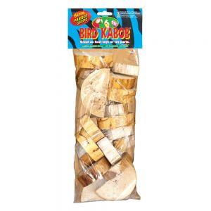 Wesco Bird Kabob Yucca Parrot Chips