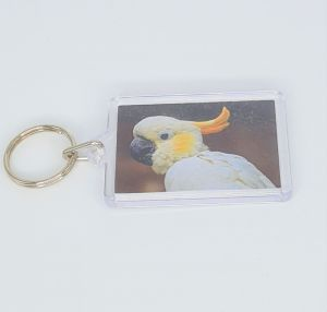 Keyring Cockatoo Parrot