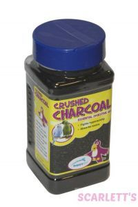 Crushed Charcoal Bird Supplement 500ml