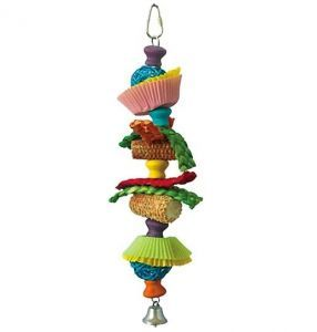 Corny Cakes Small Bird Toy