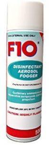 F10 Aerosol Fogger Complete Room Sanitiser 500ml