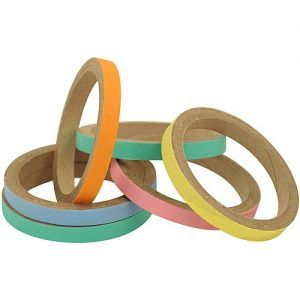 Birdie Bagel Bangles Large Pack 50