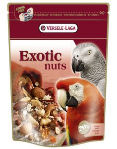 Prestige Exotic Nut Mix Parrot Treat - 750g