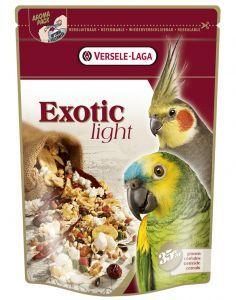 Prestige Exotic Light Mix Parrot Treat - 750g