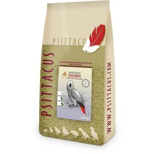 Psittacus High Energy Maintenance Pellet 12kg