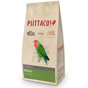 Psittacus Minor Maintenance Pellet 450g