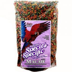 Pretty Bird Hi Energy Macaw Food 20lb