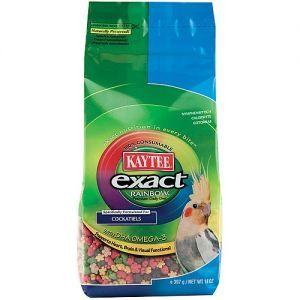 Kaytee Exact Rainbow Cockatiel - 14oz - Complete Diet