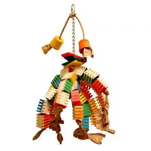 Groovy Gizmo Large Bird Toy