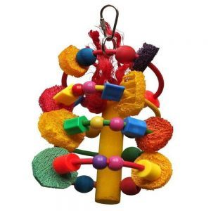 Helter Skelter Small Bird Toy