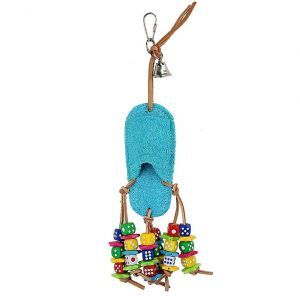 The Slipper Small Bird Toy