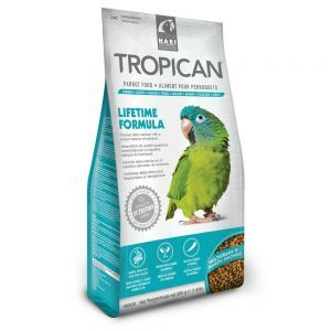 Hagen Hari Tropican Parrot Lifetime Granules 820g