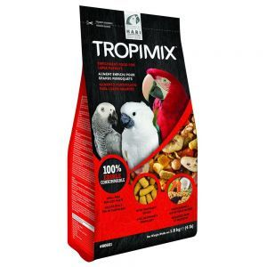 Hagen Hari Tropimix Large Parrot Food Mix 1.8kg